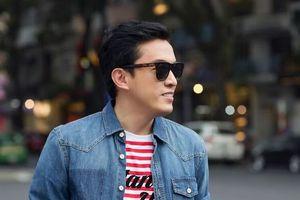 Gout thời trang trẻ trung của 'anh hai' Lam Trường