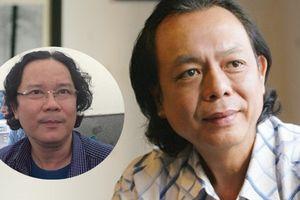 Nghệ sĩ Công Hậu: 'Tôi với Thanh Hoàng từng nhịn đói đi học'