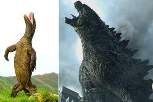 Rồng Komodo thể hiện sức mạnh đáng sợ không thua quái vật Godzilla