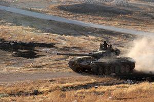 Chiến trường Syria: Phe nổi dậy đầu hàng, quân Assad nhận chiến lợi phẩm 'khủng'