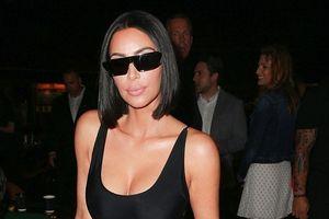Kim Kardashian bị chỉ trích vì cổ xúy hình mẫu cơ thể độc hại