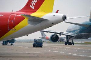 Thời gian trễ chuyến của hàng không Việt gấp 4,5 trung bình ở châu Á