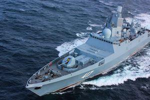 Chiến hạm Đô đốc Gorshkov: Mọi kẻ thù phải khiếp sợ