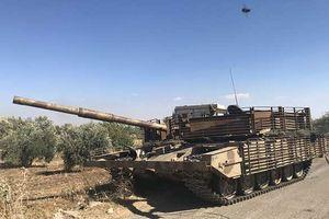 Quân tinh nhuệ Syria xung trận nghiền nát IS, chiếm thị trấn chiến lược ở Daraa