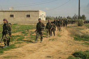 Chiến sự Syria: Lực lượng Mãnh Hổ tái triển khai tới đồng bằng Al-Ghaab