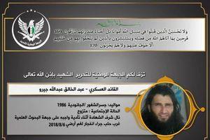 Quân đội Syria tiêu diệt thủ lĩnh nổi dậy cấp cao tại Tây Aleppo