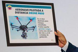 Ám sát hụt Tổng thống Venezuela: Hiểm họa từ 'sát thủ' trên không UAV