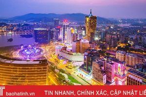 Macao có thể trở thành thành phố giàu nhất hành tinh