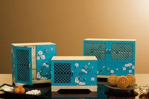 Ngắm những hộp bánh Trung Thu đẹp sang chảnh và độc đáo