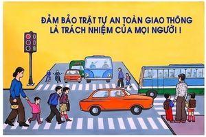 Tháng 7, xử phạt vi phạm an toàn giao thông hơn 7,949 tỷ đồng