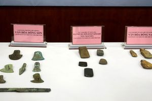 Đức bàn giao cho Việt Nam 18 cổ vật hàng ngàn năm tuổi