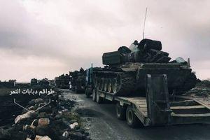 Chiến sự Syria: Lực lượng Mãnh Hổ dẫn đầu cuộc tấn công tại Idlib