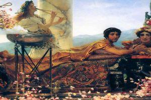 Đời sống tình dục lập dị của ông hoàng La Mã cổ đại