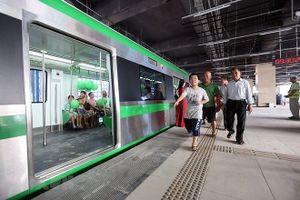 Tổng thầu tự ý mời dân đi thử metro Cát Linh-Hà Đông