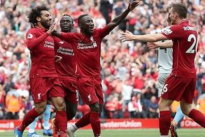 Toàn cảnh Liverpool 4-0 West Ham: The Kop phô diễn sức mạnh đáng sợ