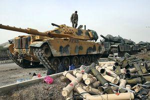 Tổng thống Erdogan: Quân đội Thổ Nhĩ Kỳ sắp tấn công tiếp vào Syria