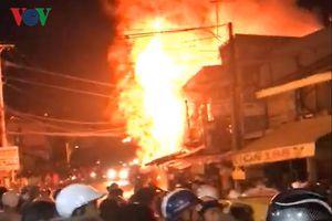 Người đàn ông mắc kẹt trong căn nhà bị cháy ở Đà Lạt đã tử vong