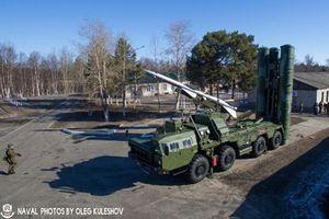 Tên lửa S-400 sẽ bảo vệ căn cứ tàu ngầm hạt nhân Nga