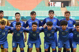 Olympic Thái Lan và những đội vẫn có thể về nước sau vòng bảng ASIAD