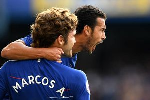 Morata lập công, Chelsea hạ đẹp Arsenal tại Stamford Bridge