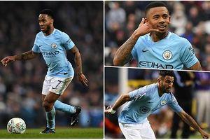 Đội hình 'công thủ toàn diện' giúp Man City đánh bại Huddersfield