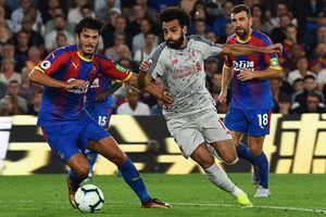 Mohamed Salah gây đột biến, Liverpool đánh bại Crystal Palace