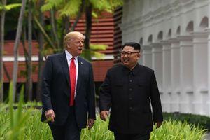 Triều Tiên có thể giao danh sách hạt nhân cho Mỹ