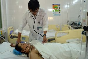 Cà Mau: Cứu sống bệnh nhân bị đâm thủng tim