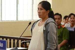 Thai phụ dùng dây dù siết cổ chồng lĩnh 10 năm tù