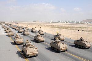 Bất ngờ quân đội hùng mạnh của quốc gia nhỏ bé Bahrain