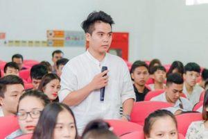 'Hướng nghiệp quốc tế- Chìa khóa cho sinh viên trở thành công dân toàn cầu'