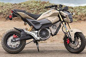 Choáng với Honda MSX12 độ xe máy điện siêu mạnh