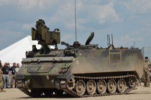 Xe thiết giáp M-113 từ Việt Nam được robot hóa thành cỗ máy chiến đấu