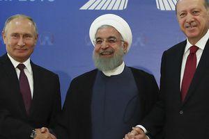 Nga, Thổ Nhĩ Kỳ và Iran thống nhất không sử dụng đồng USD trong giao dịch thương mại