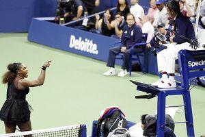 'Dấu ấn' của kẻ thất bại Serena Williams