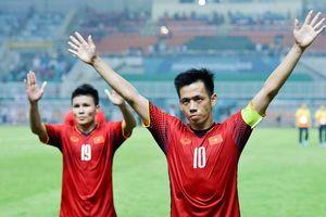 Quả bóng vàng Việt Nam 2018: Văn Quyết đấu Quang Hải?