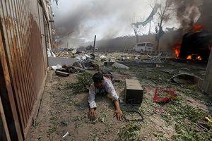 Đánh bom liều chết ở Afghanistan, hơn 80 người thương vong