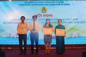 Đà Nẵng: Ngành giáo dục tổng kết hoạt động CĐ năm học 2017-2018