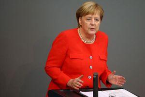 Thủ tướng Merkel: Đức sẽ không bỏ qua nếu Syria sử dụng vũ khí hóa học