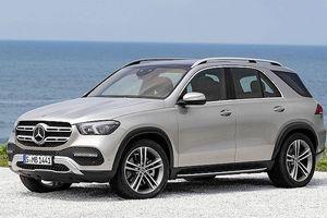 Mercedes-Benz GLE 2019 lộ diện với ngoại hình và nhiều công nghệ mới
