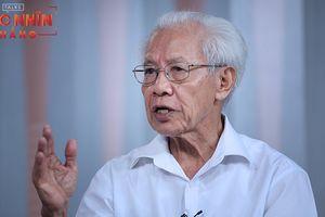 GS Hồ Ngọc Đại: Tôi dạy học sinh trở thành người bình thường
