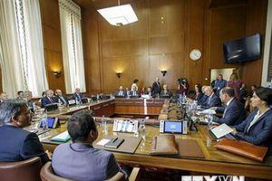 Bước chuyển trong tiến trình chính trị ở Syria xuất hiện tia hy vọng