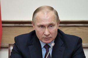 Tổng thống Putin tuyên bố bất ngờ về vụ Skripal