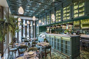 7 nhà hàng đẹp nhất thế giới