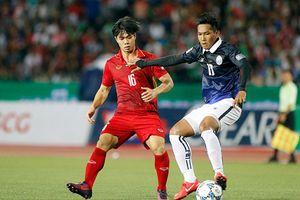 Trận Việt Nam gặp Campuchia tại AFF Cup 2018 có 'biến'