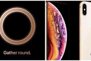 Sự kiện ra mắt iPhone XS, XS Max và XR của Apple
