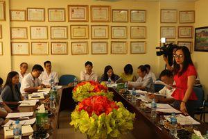 Ban Văn hóa - Xã hội HĐND tỉnh giám sát tại Bệnh viện Nhi và Bệnh viện Y dược cổ truyền Thanh Hóa