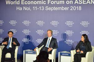 Ấn tượng khoảng 8.000 bài viết đưa tin về WEF ASEAN 2018