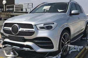 Lộ ảnh gần như 'trần trụi' của Mercedes-Benz GLE 2019