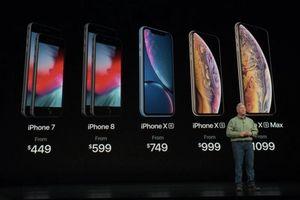 Apple gim giá hàng lot iPhone c, dng bán iPhone X, 6S và SE sau khi ra mt iPhone mi